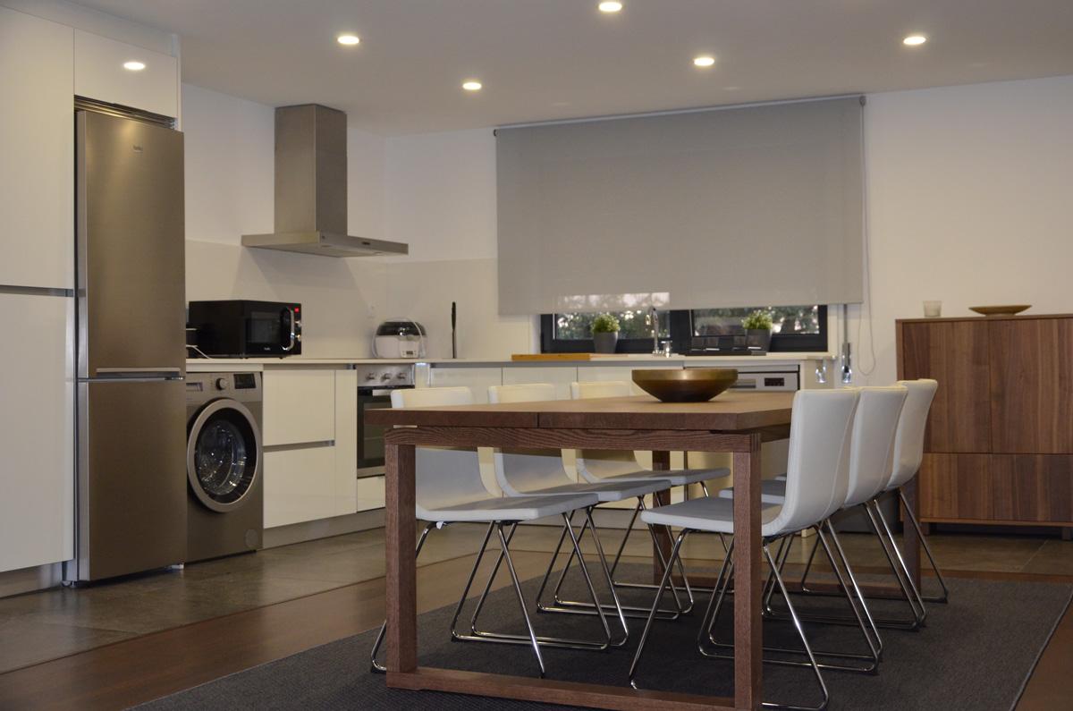 Reabilitação de moradia | Cozinha