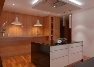 Projecto 3D interiores